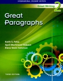 Great Paragraphs 2 - Third edition