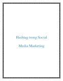 Hashtag trong Social Media Marketing
