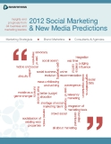 2012 Social Marketing and New Media Predictions