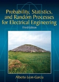 Probability, Statistics, and Random Processes For Electrical Engineering, 3rd Edition