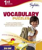 First Grade Vocabulary Puzzles (Sylvan Workbooks) - Excerpt - Sylvan Learning