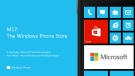 M17: The Windows Phone Store