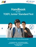 Handbook for the TOEFL® Junior™ Standard Test