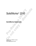 Ebook Solidworks 2010
