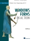 Ebook Windows forms in action - Erik Brown