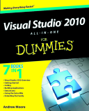 Ebook Visual studio 2010 all in one for Dummies