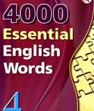 Ebook 4000 essential English words 4 - Paul Nation