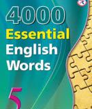 Ebook 4000 essential English words 5