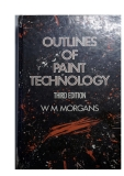 Ebook Outlines of paint technology
