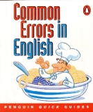 Ebook Common errors in English - Paul Hancock