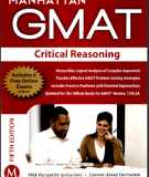 Manhattan GMAT Guide 6 Critical Reasoning