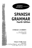 Spanish Grammar - 4th Edition