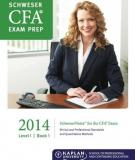 CFA Level 1 Schweser Notes 2014 - Book 1