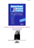 Ebook American accent training