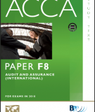 ACCA Paper F8 Audit and assurance (International)