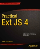 Ebook Practical Ext JS 4