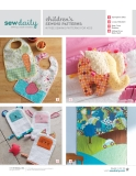 Children's sewing patterns: 4 free Sewing patterns for kids