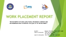 Work placement report: Recruitment in Thang Long postal insurance company and recommendations to improve the quality of recruitment