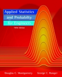 Applied statistics and probabilty for engineers