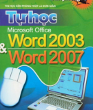 Ebook Tự học Microsoft office Word 2003 & Word 2007: Phần 2 - IT Club