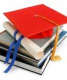 Doctoral dissertation: Statistic Research on Assessment of Sustainable Development in Vietnam