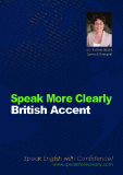 Ebook Speak More Clearly British Accent