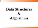 Lecture Data Structures  &  Algorithms: Chapter 7