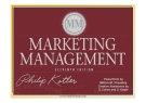 Lecture Marketing management - Philip Kotler