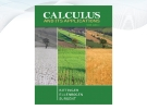Calculus and its applications: 2.1
