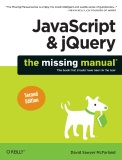 Ebook JavaScript & jQuery: The Missing Manual - David Sawyer McFarland