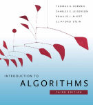 Introduction to Algorithms - Third Edition