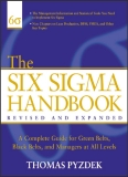The Six Sigma Handbook - Thomas Pyzdek
