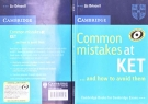 Ebook Common mistake at ket and how to avoid them