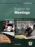 Ebook English for Meetings